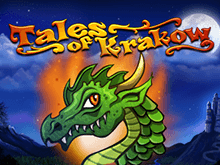 На зеркале казино аппараты Tales Of Krakow